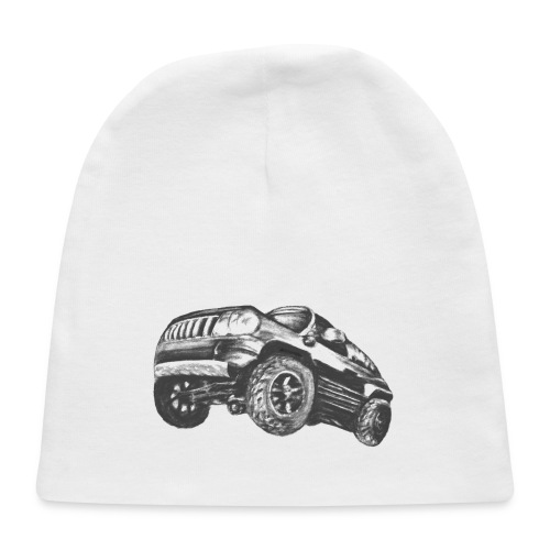 SUV CAR TRUCK - Baby Cap