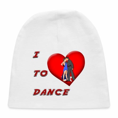 I Heart Dance - Baby Cap