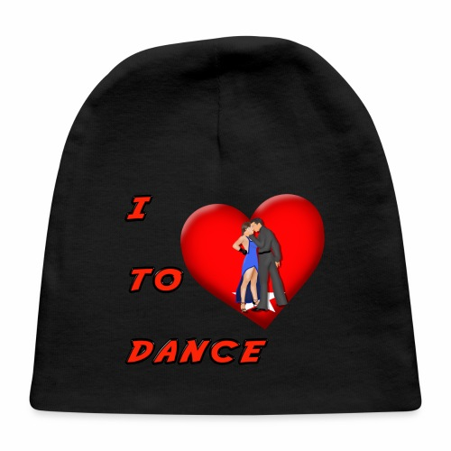 I Heart Dance - Baby Cap