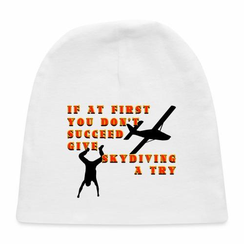 Try Skydiving - Baby Cap