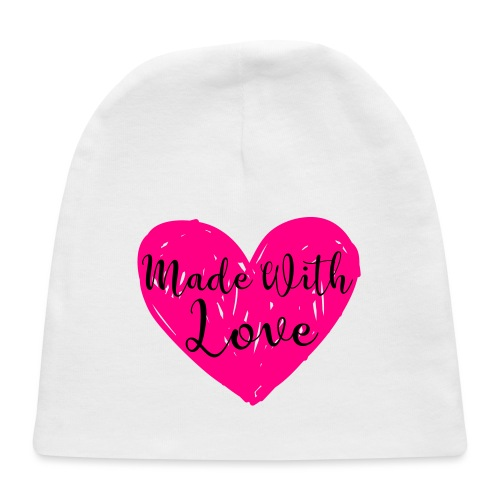 madewithloveheart - Baby Cap