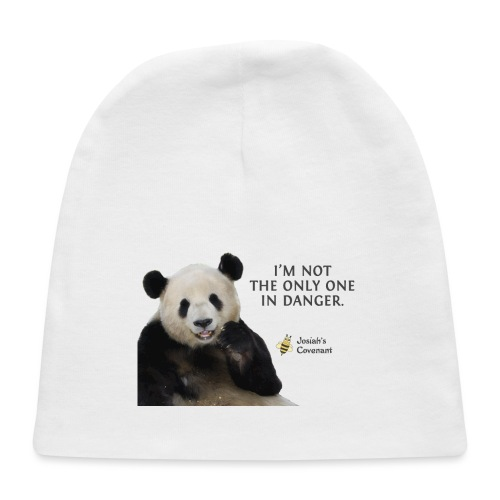 Endangered Pandas - Josiah's Covenant - Baby Cap