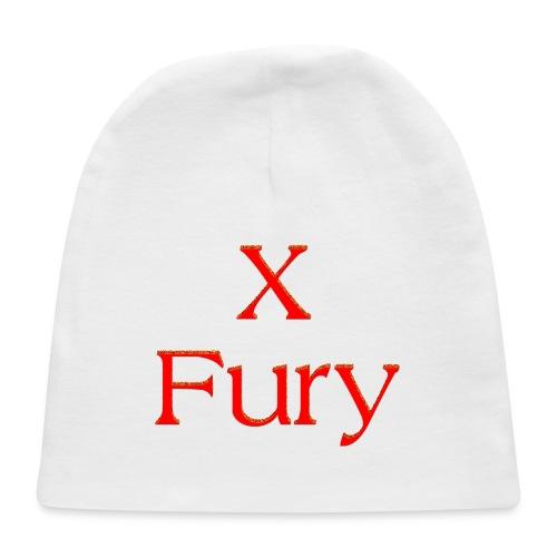 X Fury - Baby Cap