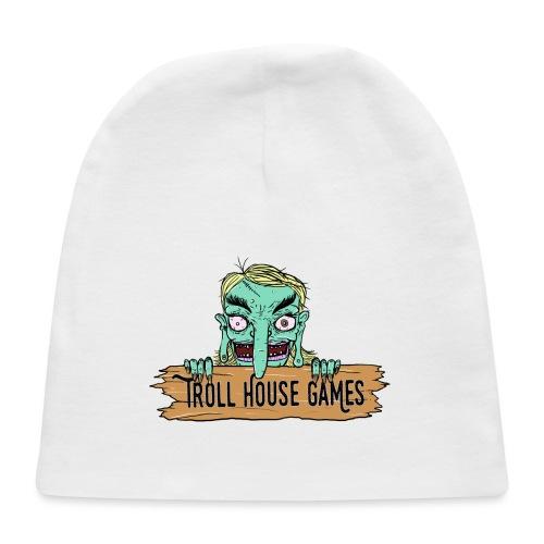 Troll House Games Cartoon Logo - Baby Cap
