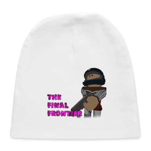 The Final Frontier Sports Items - Baby Cap