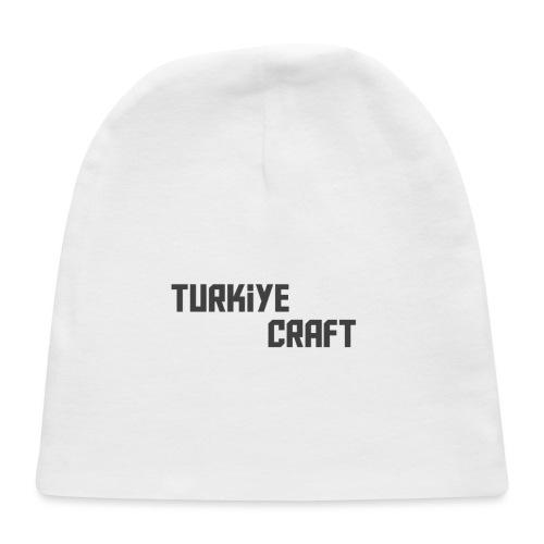 TurkiyeCrafts Solid Logo - Baby Cap