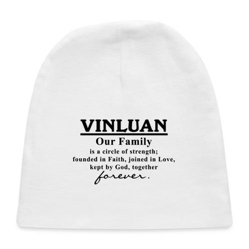 Vinluan Family 01 - Baby Cap