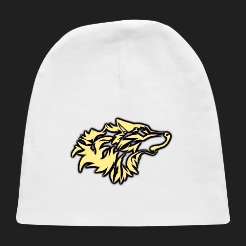 wolfepacklogobeige png - Baby Cap