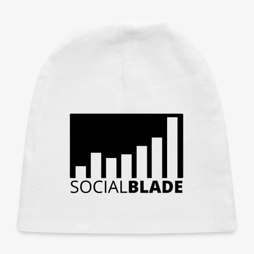 SB Blackout Logo - Baby Cap