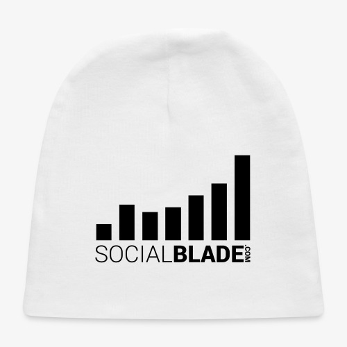 Socialblade (Dark) - Baby Cap