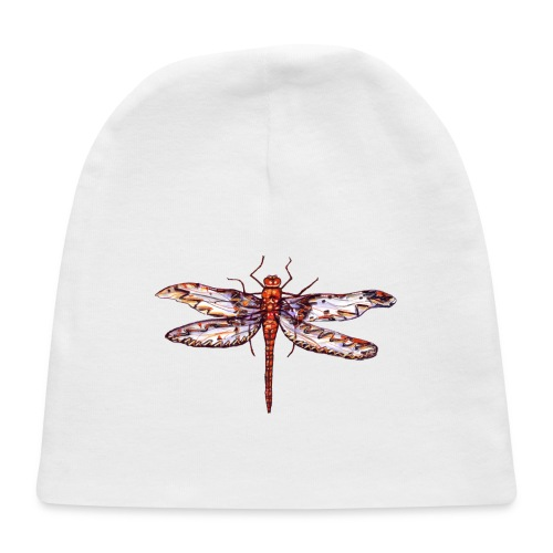 Dragonfly red - Baby Cap