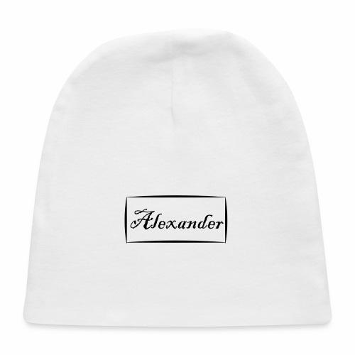 Alexander - Baby Cap