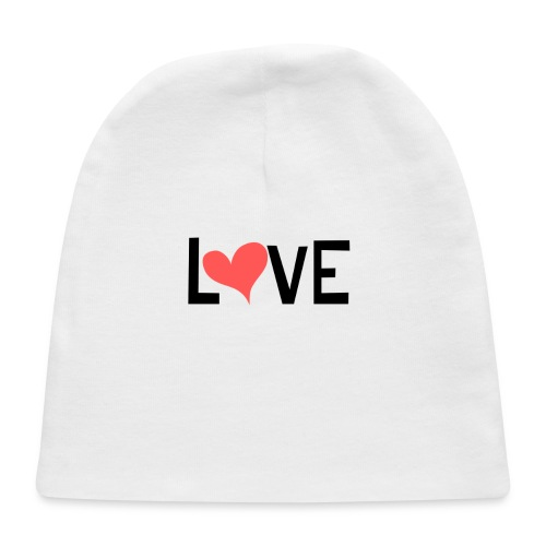 LOVE heart - Baby Cap