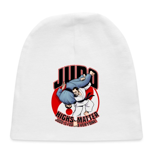 Judo Highs Matter - Baby Cap