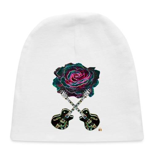 Black Rose - Baby Cap