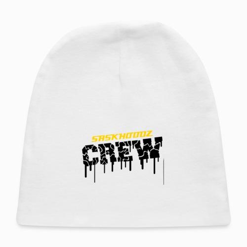 saskhoodz crew - Baby Cap