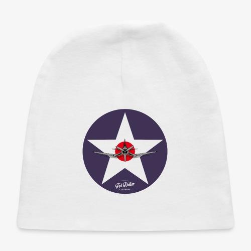 Navy Star - Baby Cap
