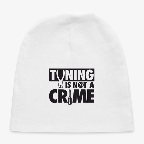 Tuning is not a crime - Baby Cap