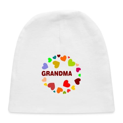 Grandma - Baby Cap