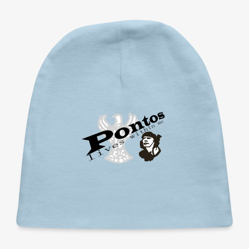 Pontos lives within me. - Baby Cap