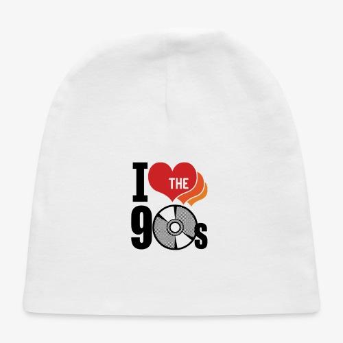 I love the 90s - Baby Cap