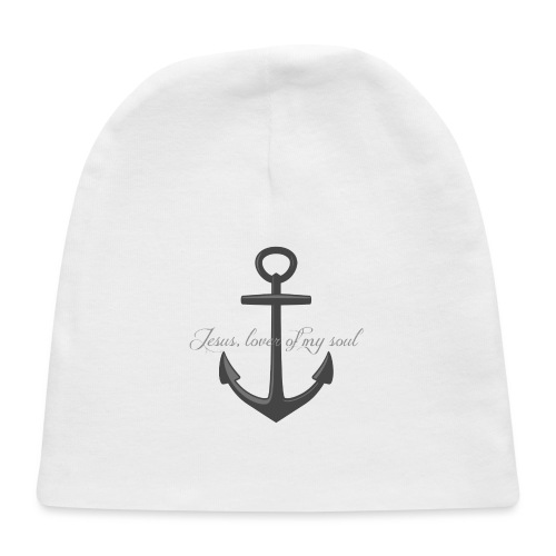 Anchor of my soul - Baby Cap