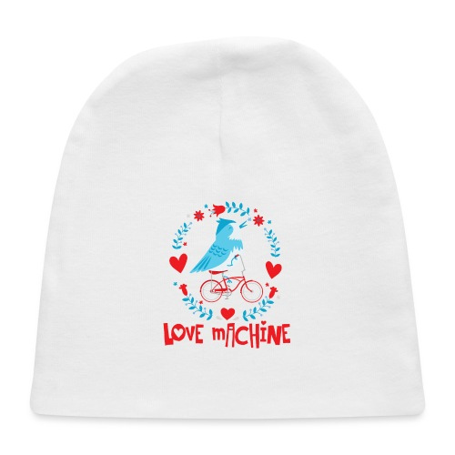 Cute Love Machine Bird - Baby Cap