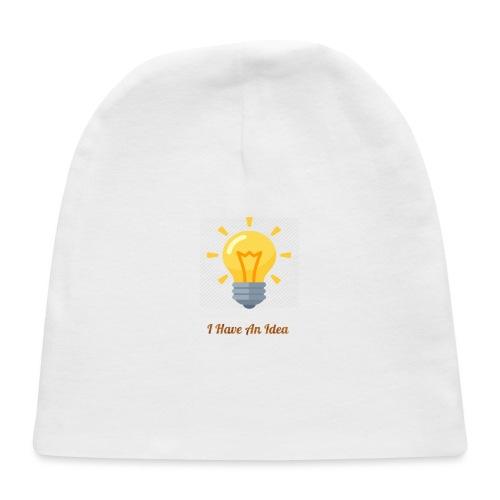 Idea Bulb - Baby Cap