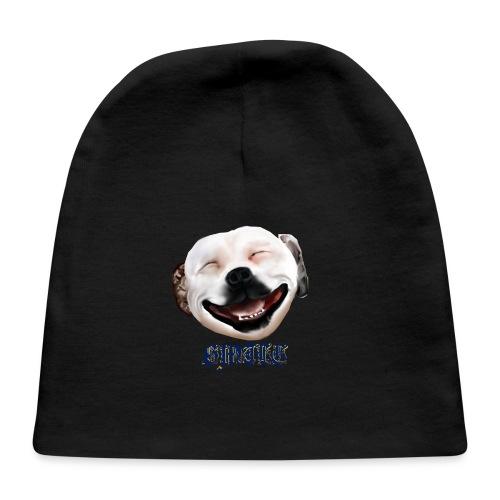 Pit Bull Smile-Brightest - Baby Cap