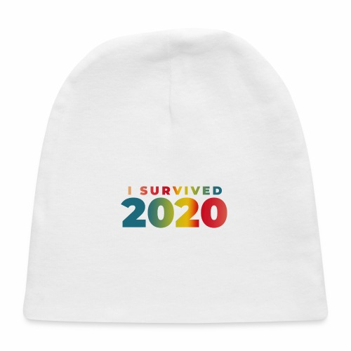I SURVIVED 2020 - Baby Cap