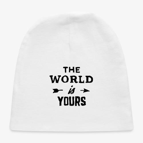 the world - Baby Cap