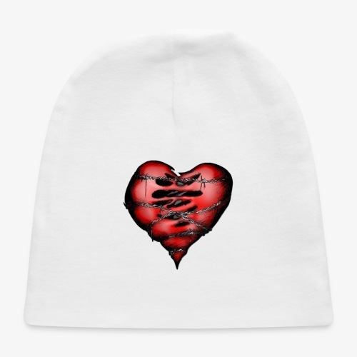 Chains Heart Ceramic Mug - Baby Cap