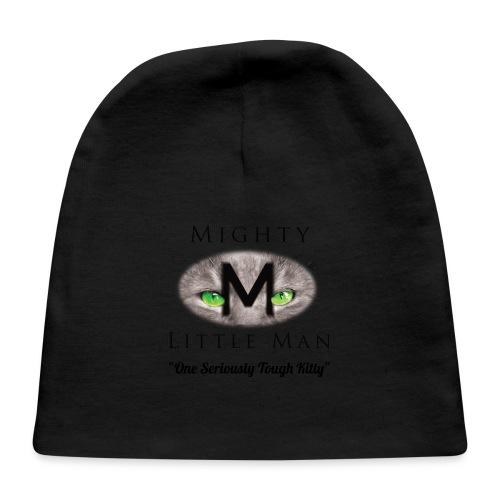 MIGHTY LITTLE MAN Logo - Baby Cap