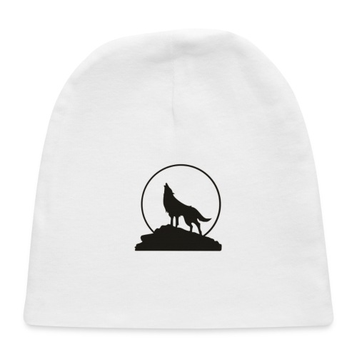 Wolf pp - Baby Cap