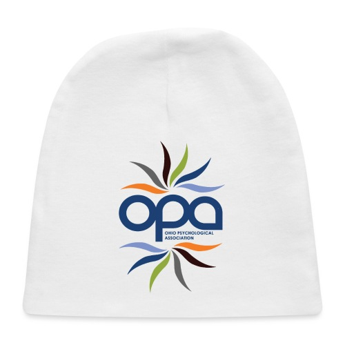 iPhone case with full color OPA logo - Baby Cap