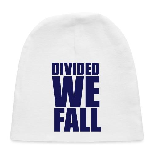 DIVIDED WE FALL - Baby Cap