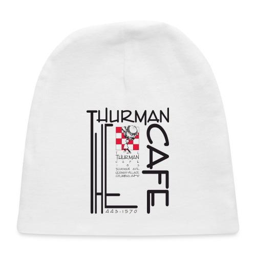 Thurman Cafe Traditional Logo - Baby Cap