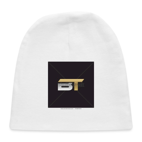 BT logo golden - Baby Cap