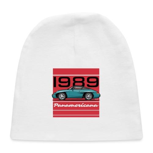 1989 P0r5che Panamericana Concept Car - Baby Cap