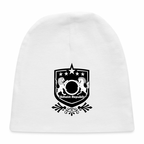 Atheist Republic Logo - Starred Badge - Baby Cap