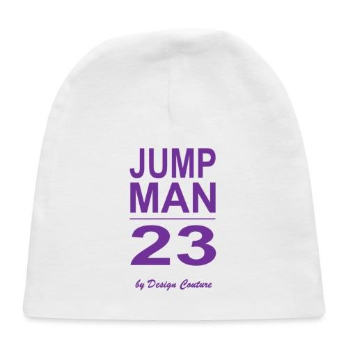 JUMP MAN 23 PURPLE - Baby Cap
