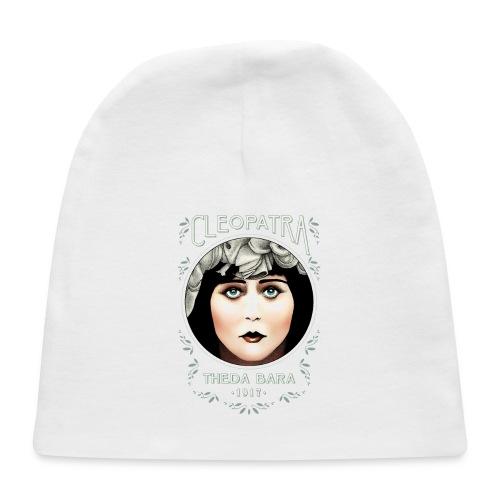Theda Bara as Cleopatra (1917) - Baby Cap