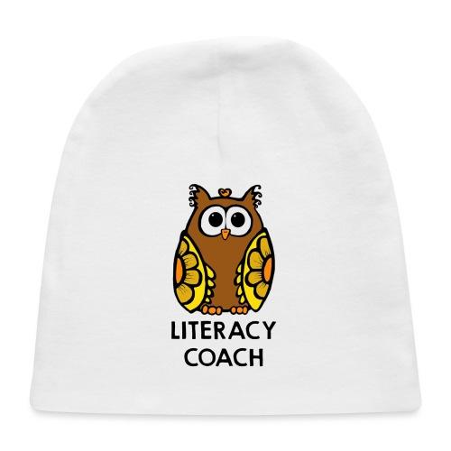 literacy coach png - Baby Cap