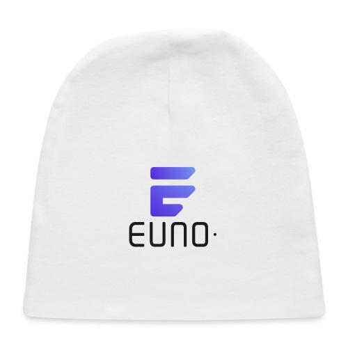 EUNO LOGO POTRAIT BLACK FONT - Baby Cap