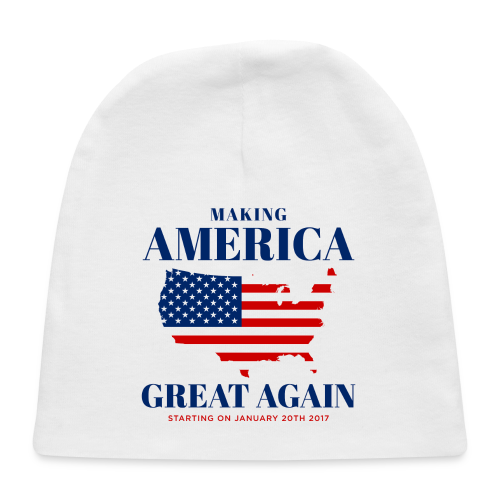 Making America Great Again - Baby Cap