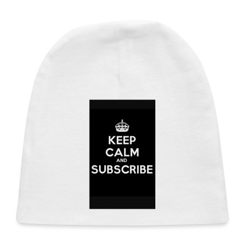 Keep calm merch - Baby Cap