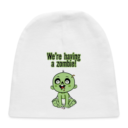 We're Having A Zombie! - Baby Cap