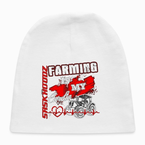saskhoodz farming - Baby Cap