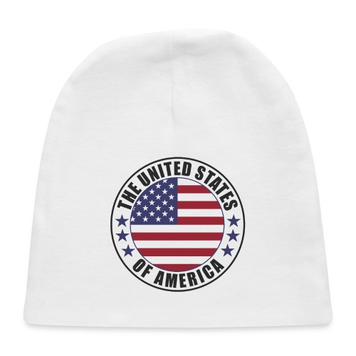The United States of America - USA - Baby Cap