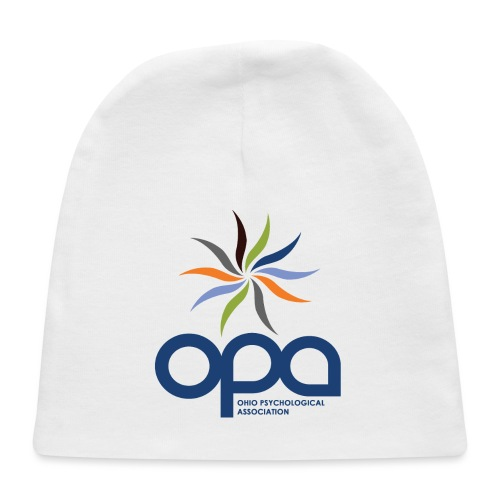 Long-sleeve t-shirt with full color OPA logo - Baby Cap